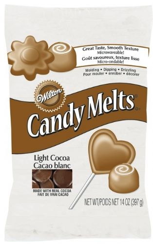 Light Cocoa Candy Melts¨